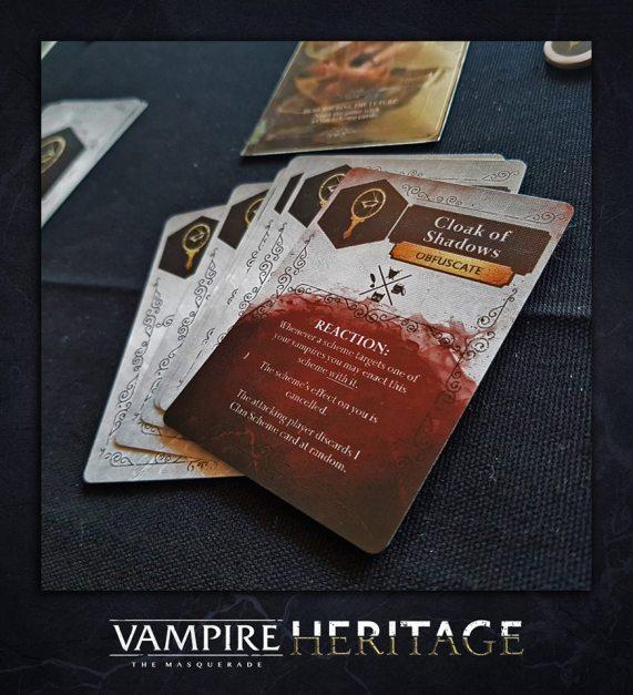 Vampire: The Masquerade Heritage - Prototyp 9