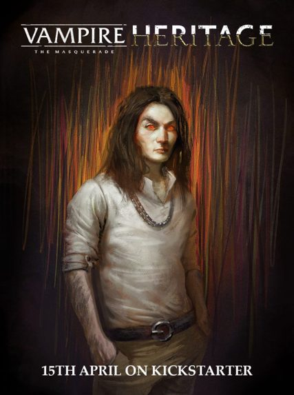 Vampire Heritage - Emo dreinschauender Vampir