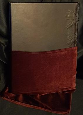 V5 Luxury Edition halb in ihrer Hülle Rückseite
