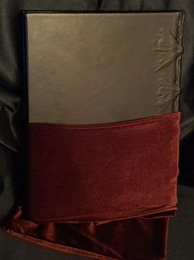 V5 Luxury Edition halb in ihrer Hülle Rückseite, zweites Bild