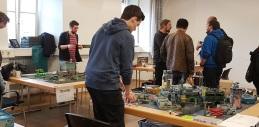 Main Würfel Convention - Brettspielraum 2