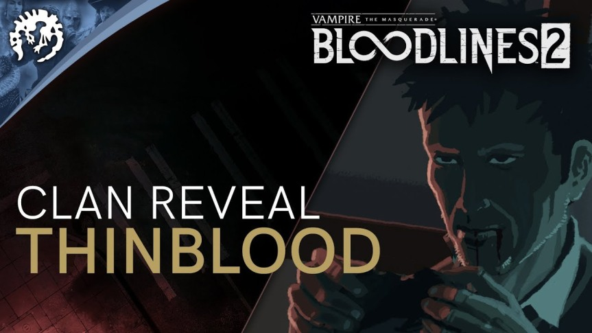 """Bloodlines 2: Twitch Aufzeichnung und """"Clan raten"""" mit Outstart (undmir)"""