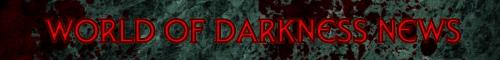 World of Darkness News - Banner von worldofdarkness.news