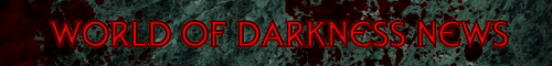 World of Darkness News - Banner von worldofdarkness.news