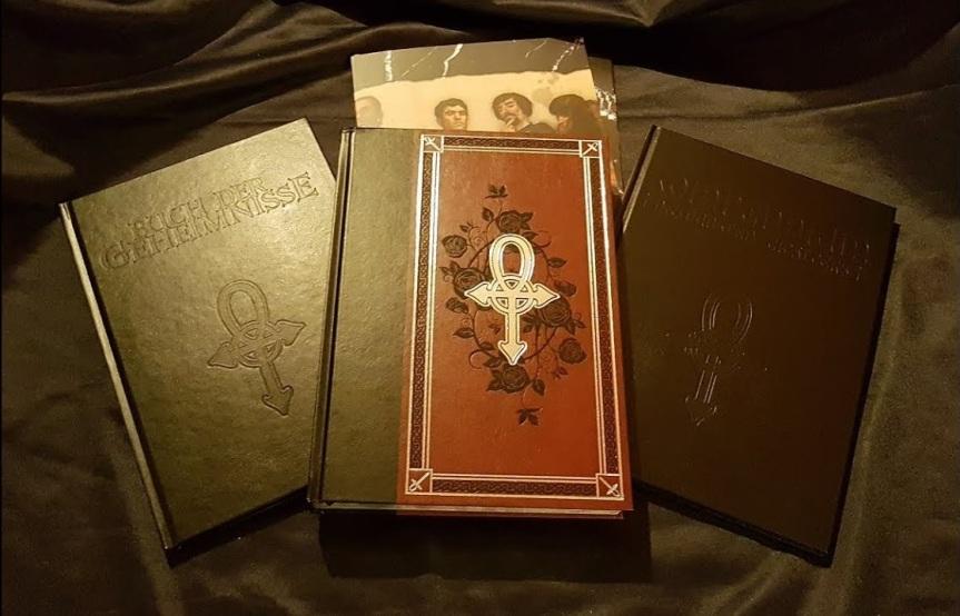 WODnews auf YouTube: Unboxing der Deluxe Vampire: Das Dunkle Zeitalter (VDA20)Bücher