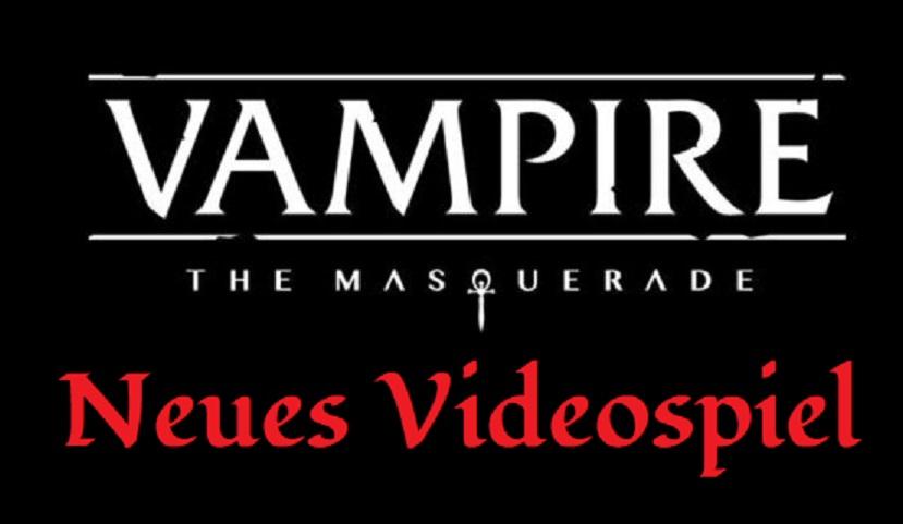Neues Videospiel zu Vampire: Die Maskeradeangekündigt!