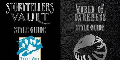 Alle White Wolf Spiele für's Storytellers Vaultfreigegeben!