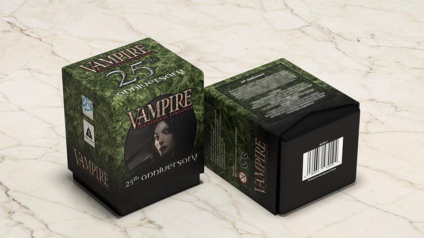 Black Chantry Productions - Vampire: The Eternal Struggle - Deck zum 25. Geburtstag