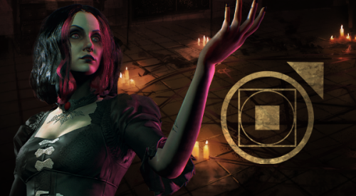 Vampire: The Masquerade - Bloodlines 2 - Tremere & Clan Logo (Newsletter)