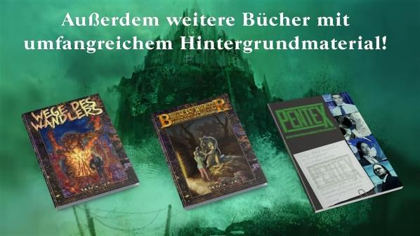 Vampire & Werwolf: Die Jubiläumsausgaben - Ulisses Spiele - Weitere Bücher