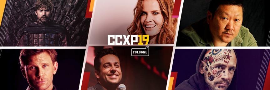 Ulisses Spiele und WODnews auf der CCXPCologne