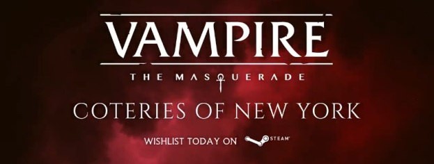 Vampire: The Masquerade - Coteries of New York - Facebook Steam Werbebanner