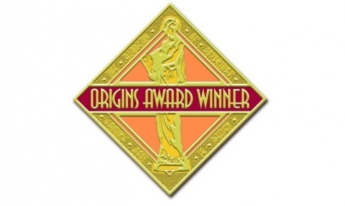Origin Award 2019 - Trophäen Logo