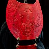 Stille Auktion für Sabbat Brustschmuck (Bild 3) aus Leder von Matthew Webb