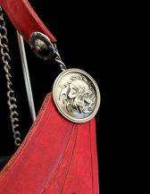 Stille Auktion für Sabbat Brustschmuck (Bild 5) aus Leder von Matthew Webb
