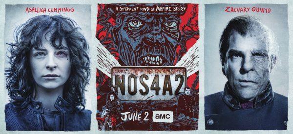 NOS4A2 - AMC Serie - Poster
