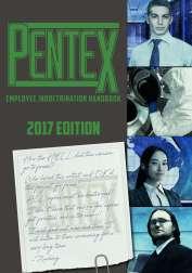 Werewolf: The Apokalypse - Pentex Employee Indoctrination Handbook