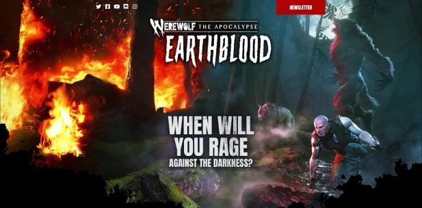 Werewolf: The Apocalypse - Earthblood - Screenshot der neuen Seite