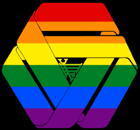 MtA Technocracy Faction Symbol (Pride Style)