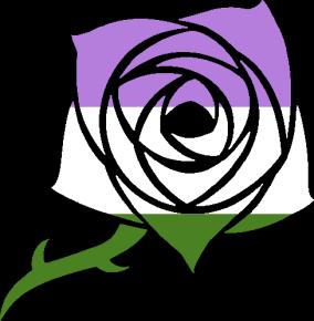 VtM Toreador V5 Symbol (GenderQueer Pride Style)
