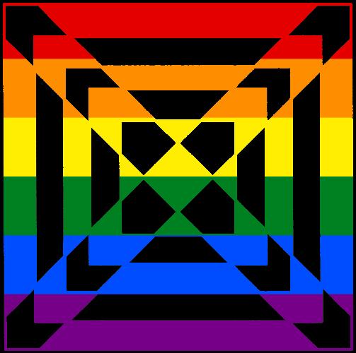 MtA Iteration X Convention Symbol (Pride Style)