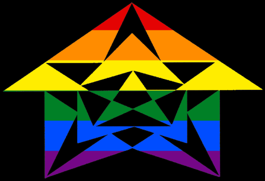 MtA Void Engineers Convention Symbol (Pride Style)