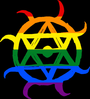 MtA Children of Knowledge Disparates Symbol (Pride Style)