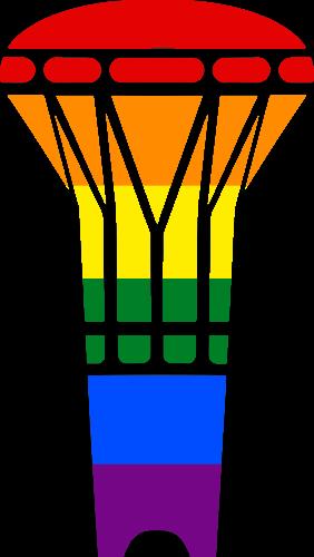MtA Ngoma Disparates Symbol (Pride Style)