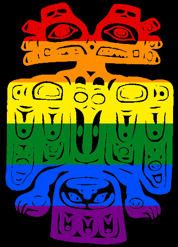 MtA Dreamspeakers Tradition Symbol (Pan Pride Style)