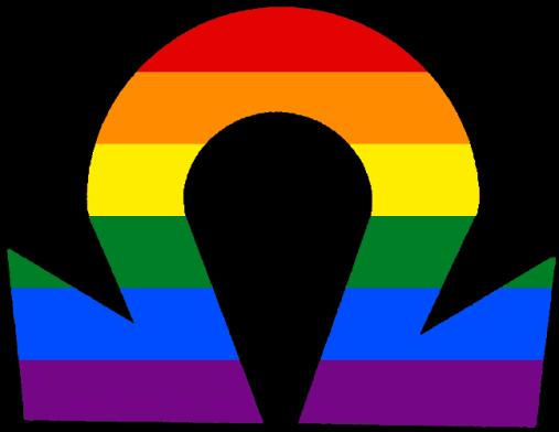 MtA Euthanos Tradition Symbol (Pan Pride Style)