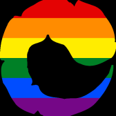 WtA Ahroun Vorzeichen Symbol (Pride Style)