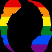 WtA Ragabash Vorzeichen Symbol (Pride Style)