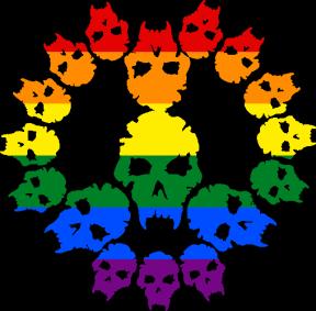 VtM Book of Nod Symbol (Pride Style)