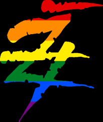 WtA Kitsune Fera Symbol (Pride Style)