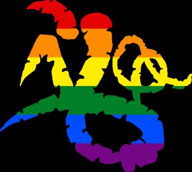 WtA Chimera Totem Symbol (Pride Style)