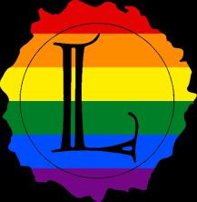 VtM Lasombra 2nd Edition Clan Symbol (Pride Style)