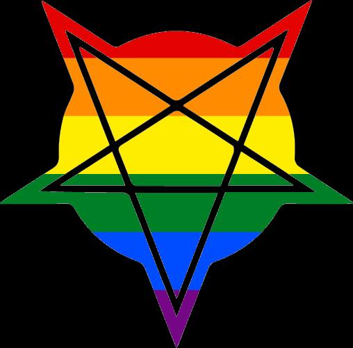 VtM Baali Symbol (Pride Style)