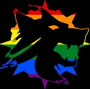 VtM Gangrel Antitribu Symbol (Pride Style)