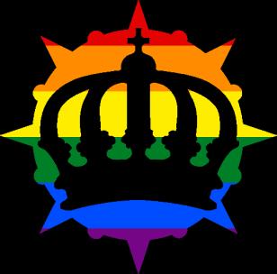 VtM Lasombra Antitribu Symbol (Pride Style)