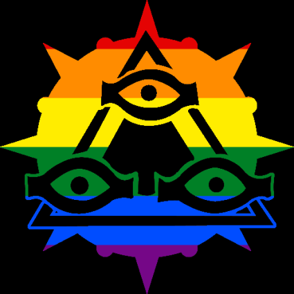 VtM Salubri Antitribu Symbol (Pride Style)