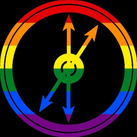 VtM True Brujah Symbol (Pride Style)