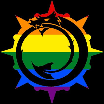 VtM Tzimisce Antitribu Symbol (Pride Style)