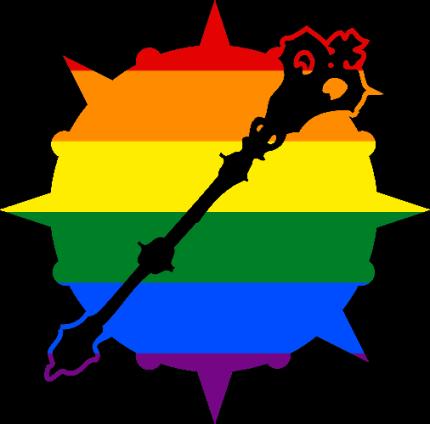 VtM Ventrue Antitribu Symbol (Pride Style)