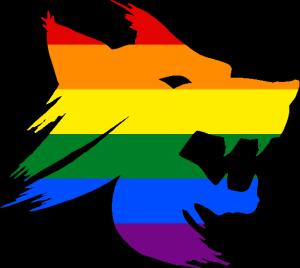 VtM Gangrel (Pride Style)