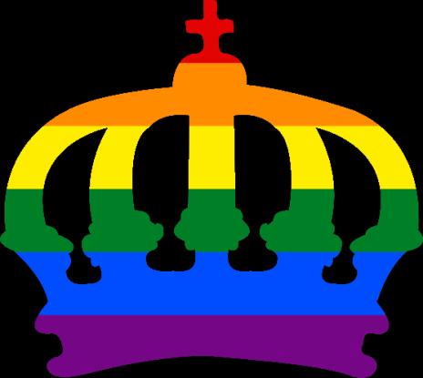 VtM Lasombra Clan Symbol (Pride Style)