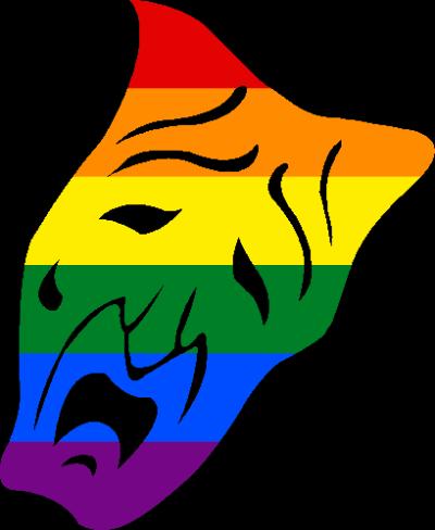 VtM Nosferatu Clan Symbol (Pride Style)