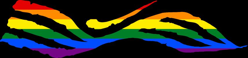 WtA Silent Striders Stamm Symbol (Pride Style)