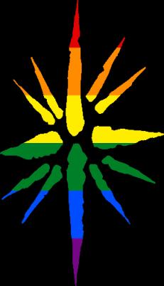 WtA Stargazers Stamm Symbol (Pride Style)