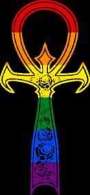 VtM Ankh2 Symbol (Pride Style)
