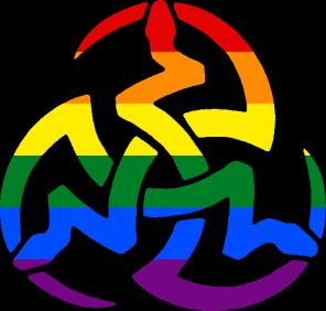 VtM V:TES Symbol (Pride Style)